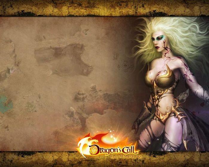 драконика карта персонажа